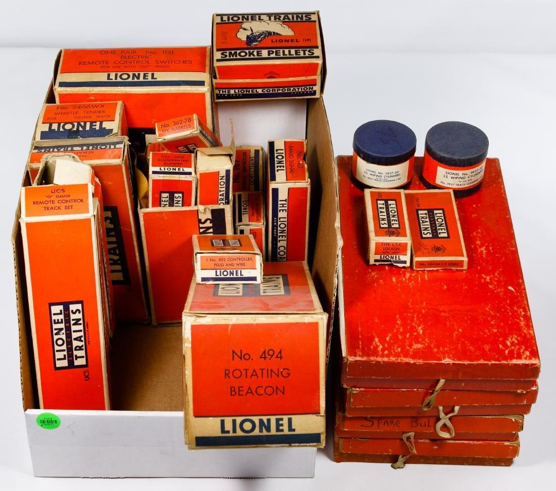 Lionel Boxed Model Train Assortment - 2