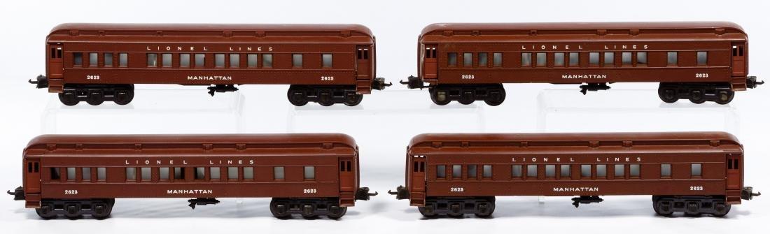 Lionel Model Train Assortment - 2