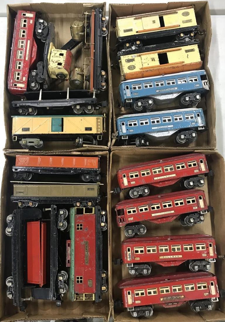 Lionel Model Train Car Assortment