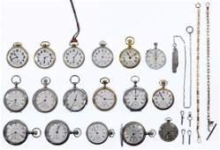 Pocket Watch Assortment