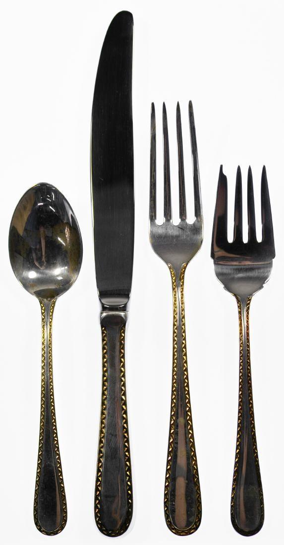 S Kirk & Son 'Golden Winslow' Sterling Silver Flatware