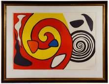 Alexander Calder (American, 1898-1976) 'Escargot'
