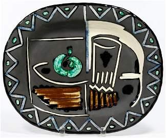 Pablo Picasso (Spanish, 1881–1973) Madoura Ceramic