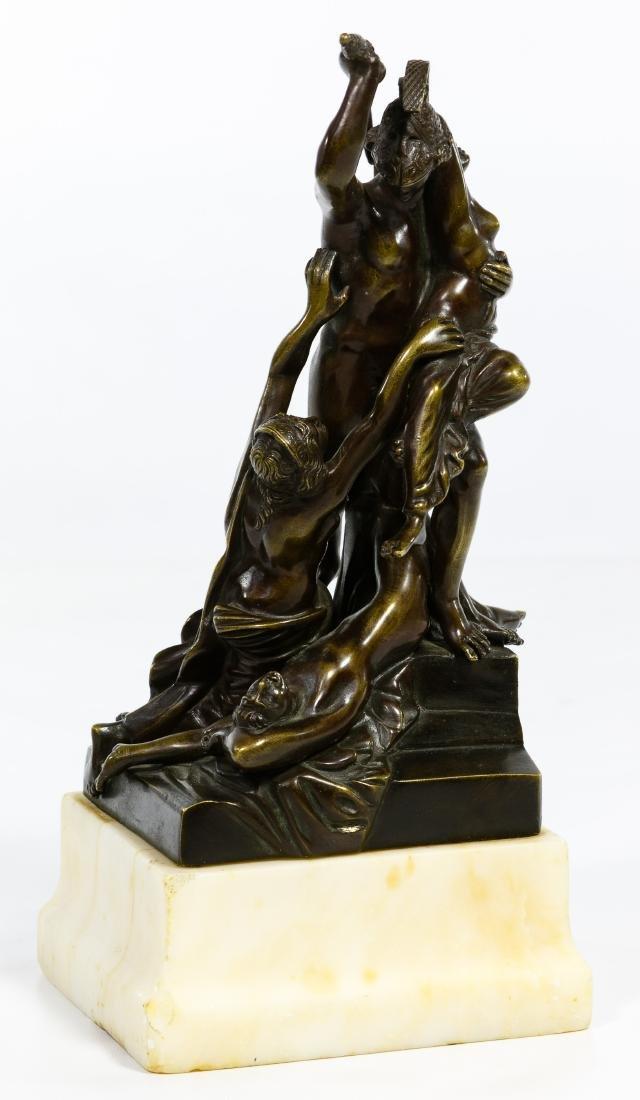 Unknown Artist (European, 20th Century) Bronze Statue