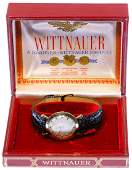 Wittnauer 14k Gold Case Wrist Watch