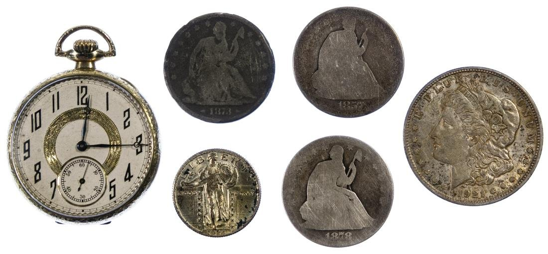 US Silver Coin Assortment