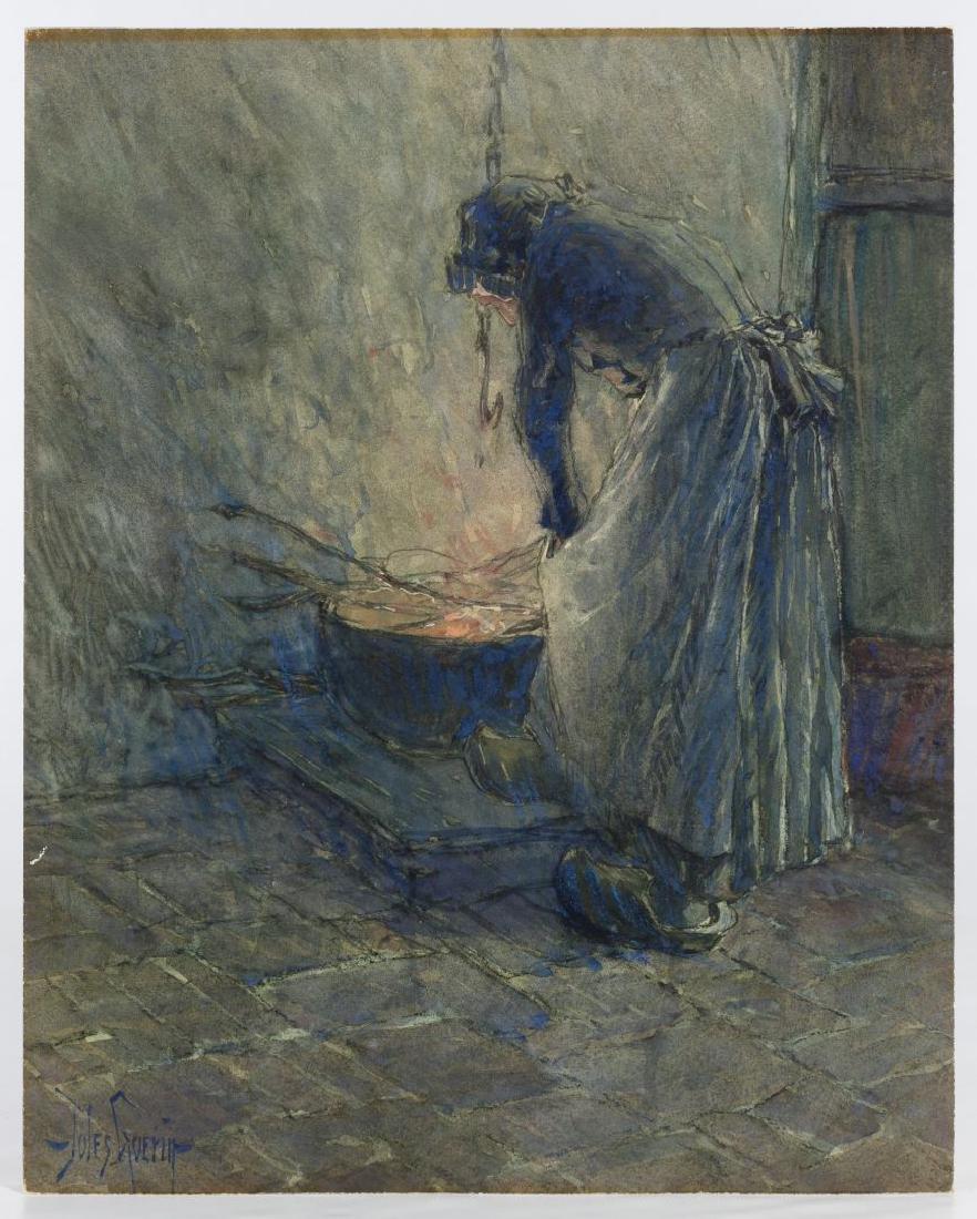 Jules Guerin (American, 1866-1946)