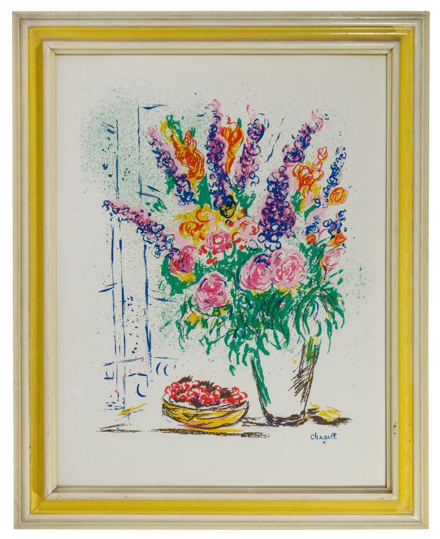 Marc Chagall (Russian / French, 1887-1985) 'Bowl of