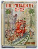 L. Frank Baum 'The Emerald City of Oz' Book