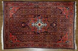 Bijar Hand Knotted Wool Persian Rug
