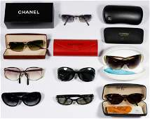 Designer Sunglasses Assortment