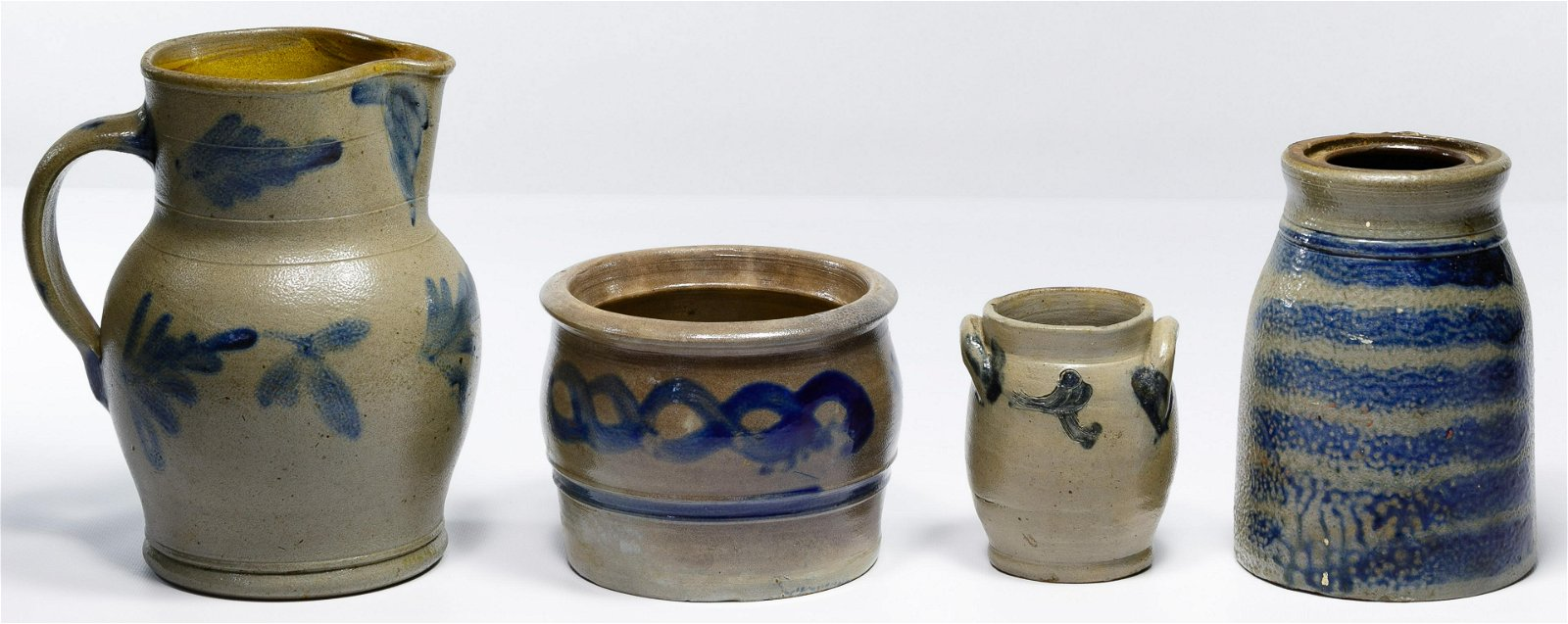 Stoneware Crock Assortment