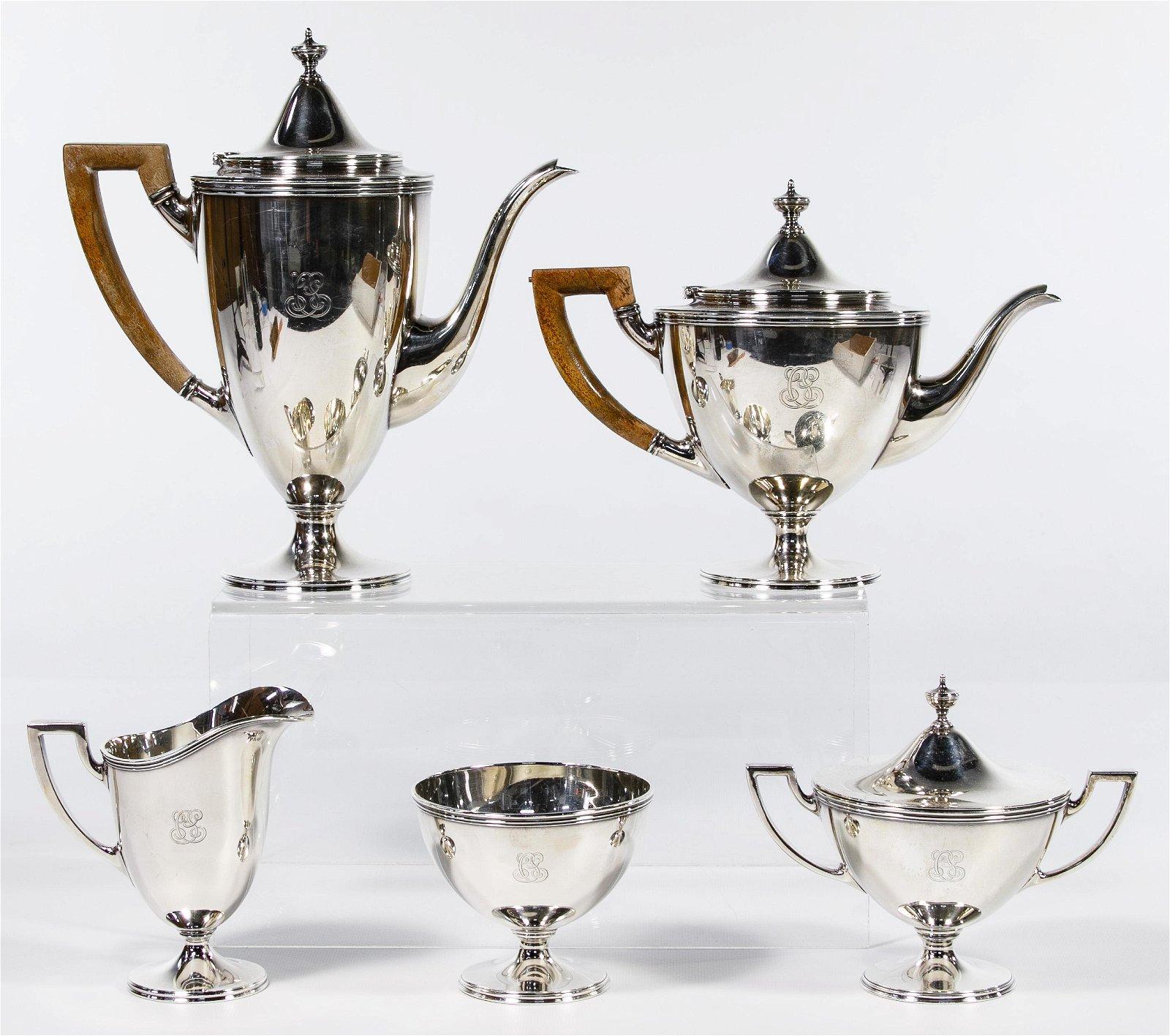 Tiffany & Co 'Hamilton' Sterling Silver Beverage