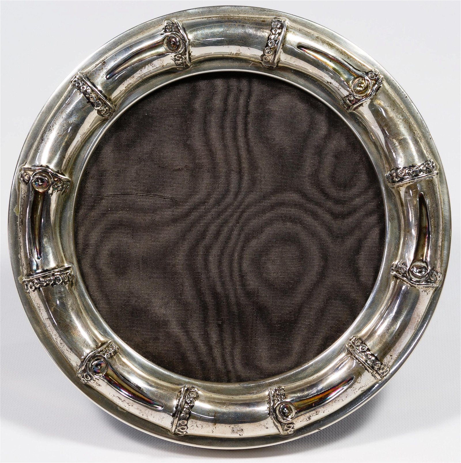 Gucci Sterling Silver Frame