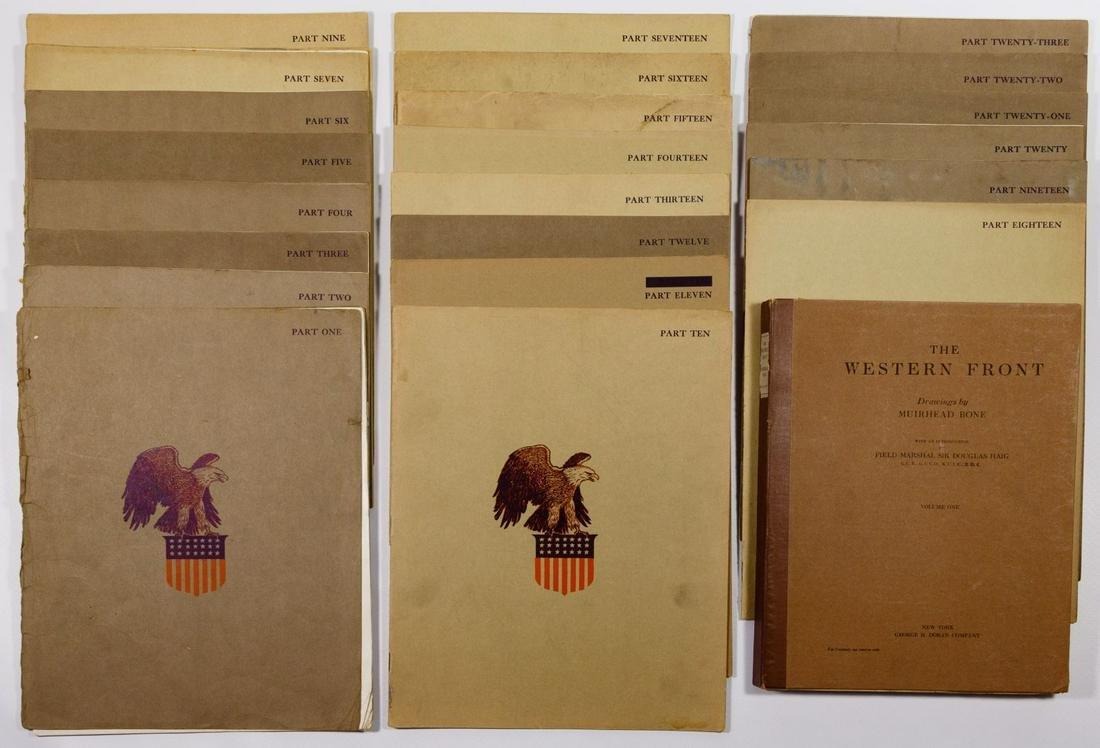 World War I Periodical Assortment