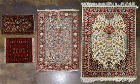 Persian Style Wool Rug Assortment