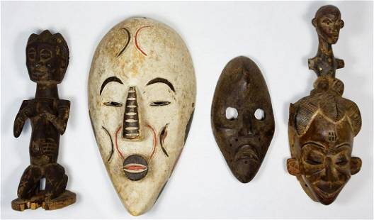 African Carving Assortment