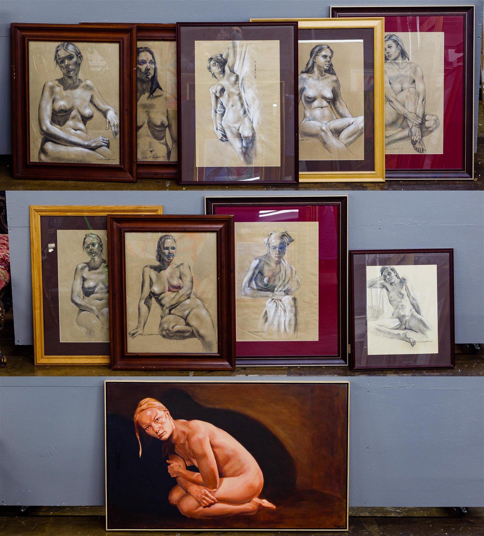 Nude Figure Study Assortment