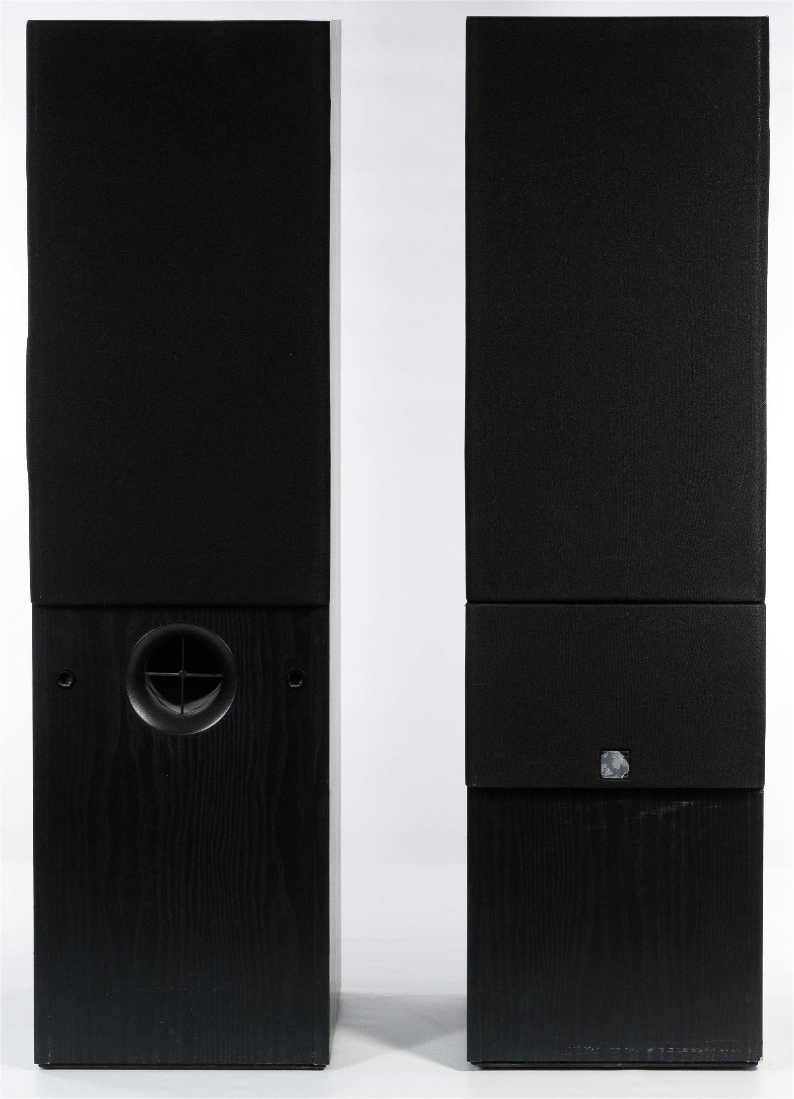 KEF C85 Standing Tower Floor Speakers