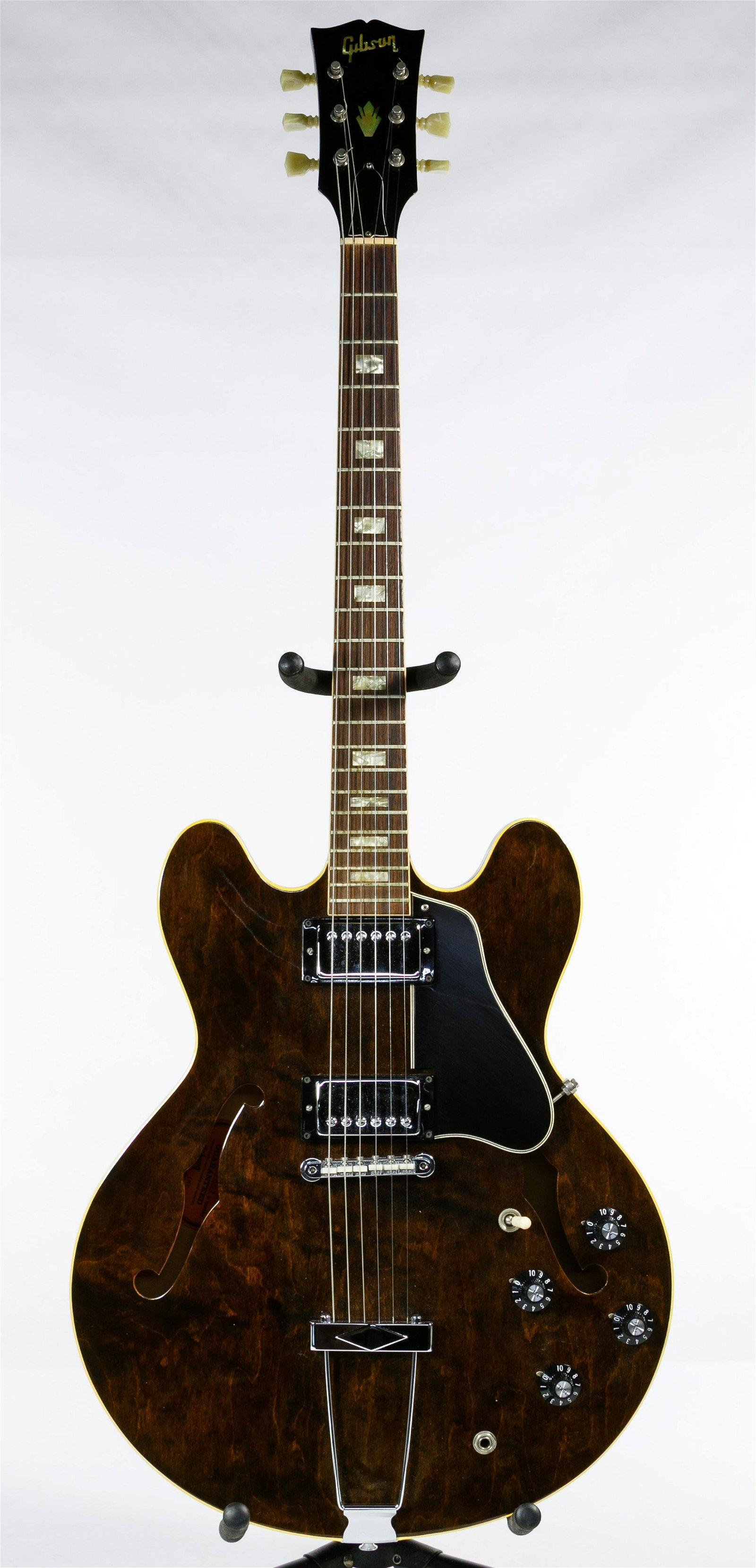 Gibson ES-335 TDW Walnut Electric Guitar