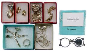 Angela Cummings for Tiffany & Co Sterling Silver