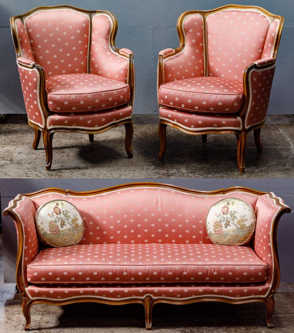 Upholstered Living Room Furniture Collection