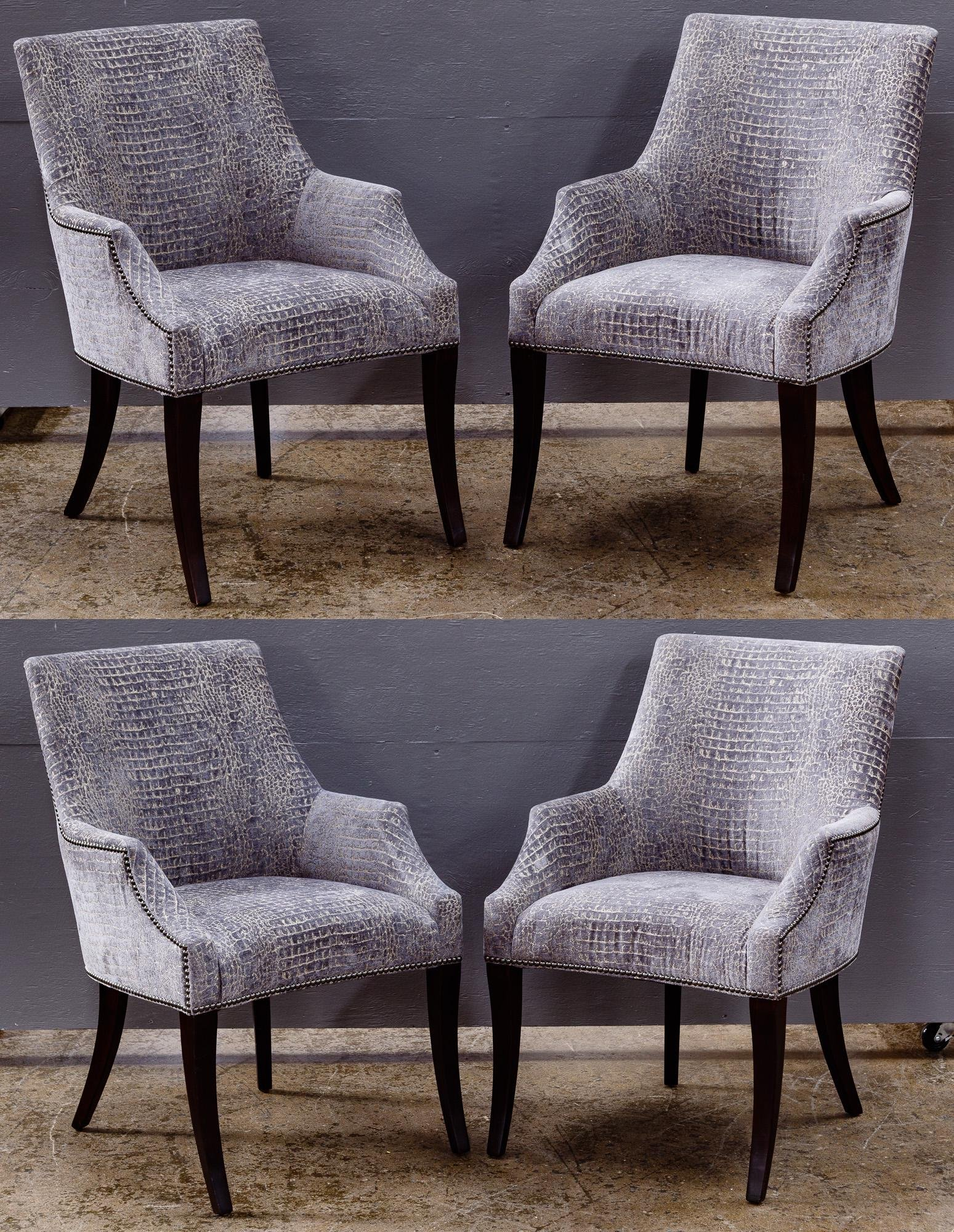 Walter E Smithe 'Keeley' Dining Chair Collection
