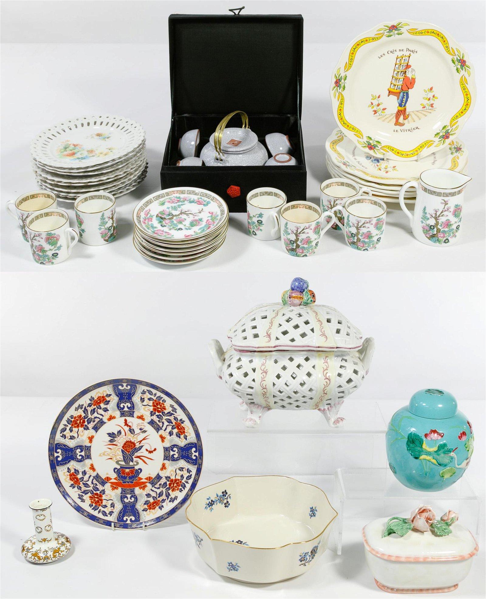 Porcelain Assortment