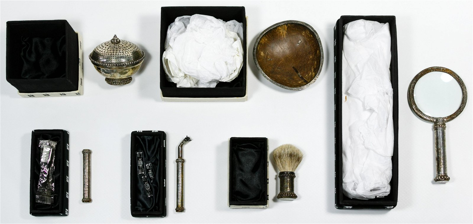 John Hardy Sterling Silver Accessory Assortment