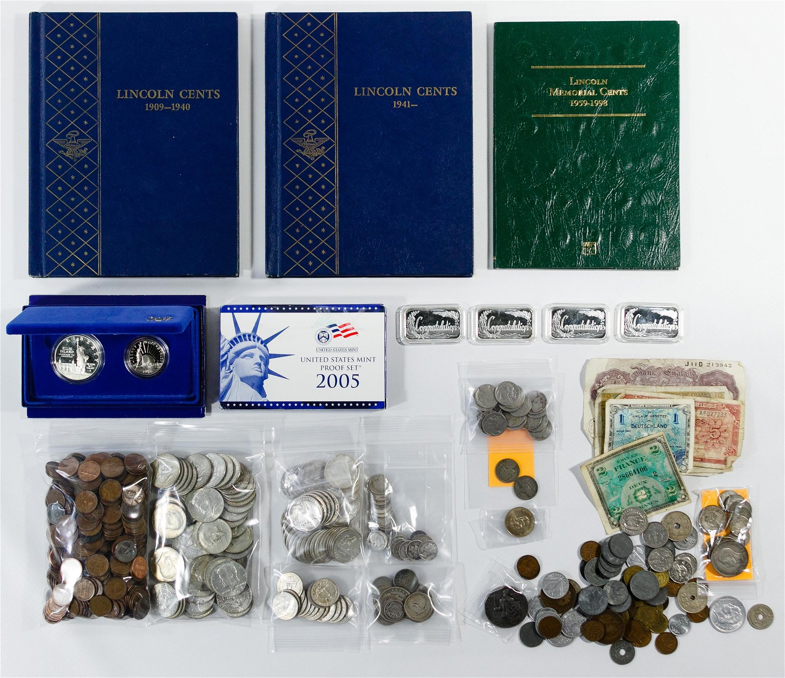 US Coin Assortment