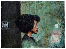Tim Okamura (Canadian, b.1968) Oil on Canvas