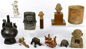 PreColumbian Style Assortment
