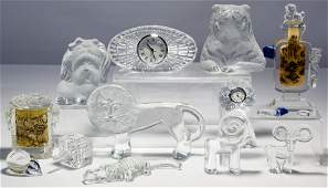 Waterford, Viking and Other Crystal Assortment