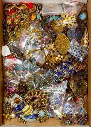 Rhinestone Colorful Jewelry Assortment