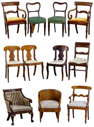 Chair Assortment