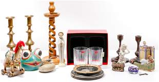 Decorative Object Assortment