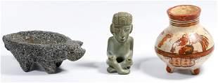 Pre-Columbian Style Artifact Assortment