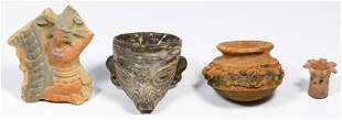 Pre-Columbian Style Ceramic Assortment