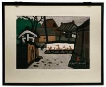 Kiyoshi Saito Japanese 19071997 BiyakoguJi Nara