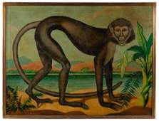 William Skilling (American, 1892-1964) Oil on Canvas