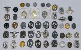 Reproduction World War II German Badge and Medal