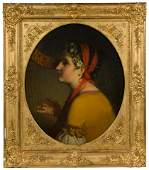 Unknown Artist (European, 19th Century) Oil on Canvas