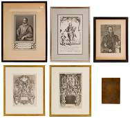 Engraving and Etching Assortment