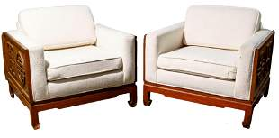 MCM Asian Chairs