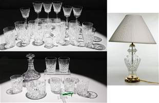 Waterford Crystal 'Lismore' Assortment