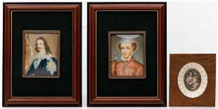 Miniature Portrait Assortment