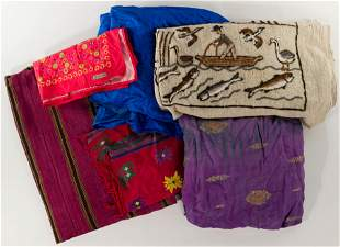 Central and South American Textile Assortment