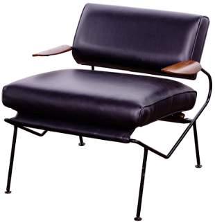 MCM Pierre Guariche Style Arm Chair