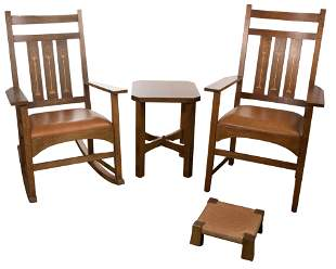 Stickley Mission Furniture Assortment