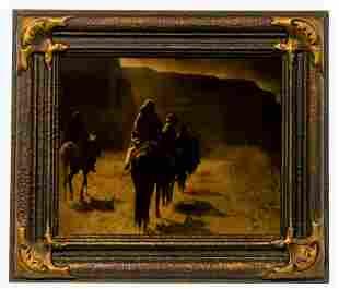 Edward Curtis (American, 1868-1952) 'The Vanishing